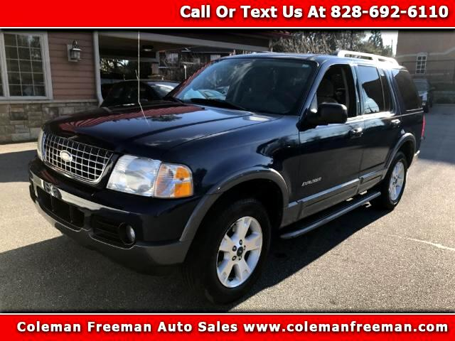 2004 Ford Explorer XLT 4-Door 4WD