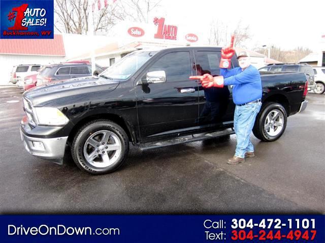 2012 Dodge 1500 SLT Crew Cab 4WD