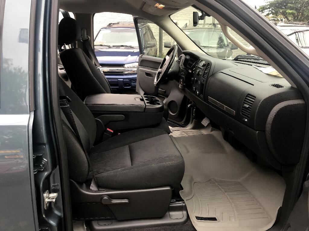 2013 GMC Sierra 2500HD SLE Crew Cab 4WD