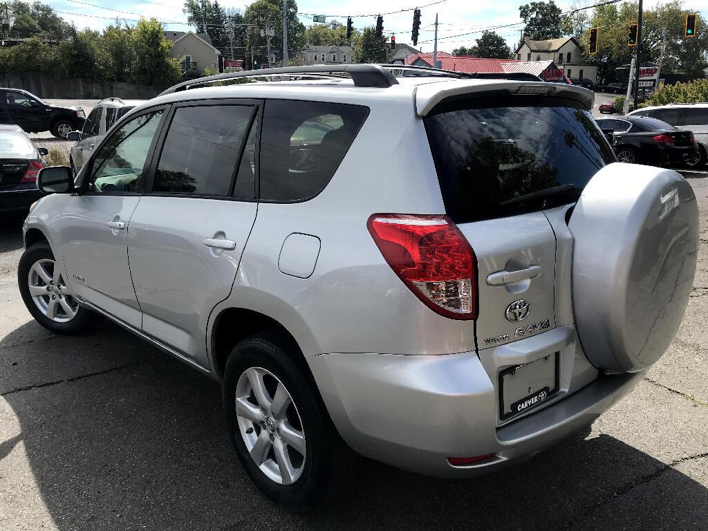 2006 Toyota RAV4 Limited I4 4WD