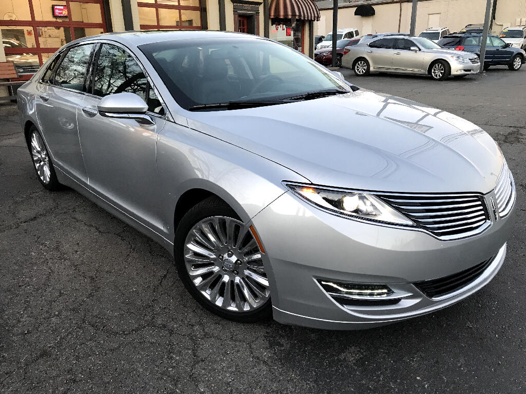 2015 Lincoln MKZ Reserve