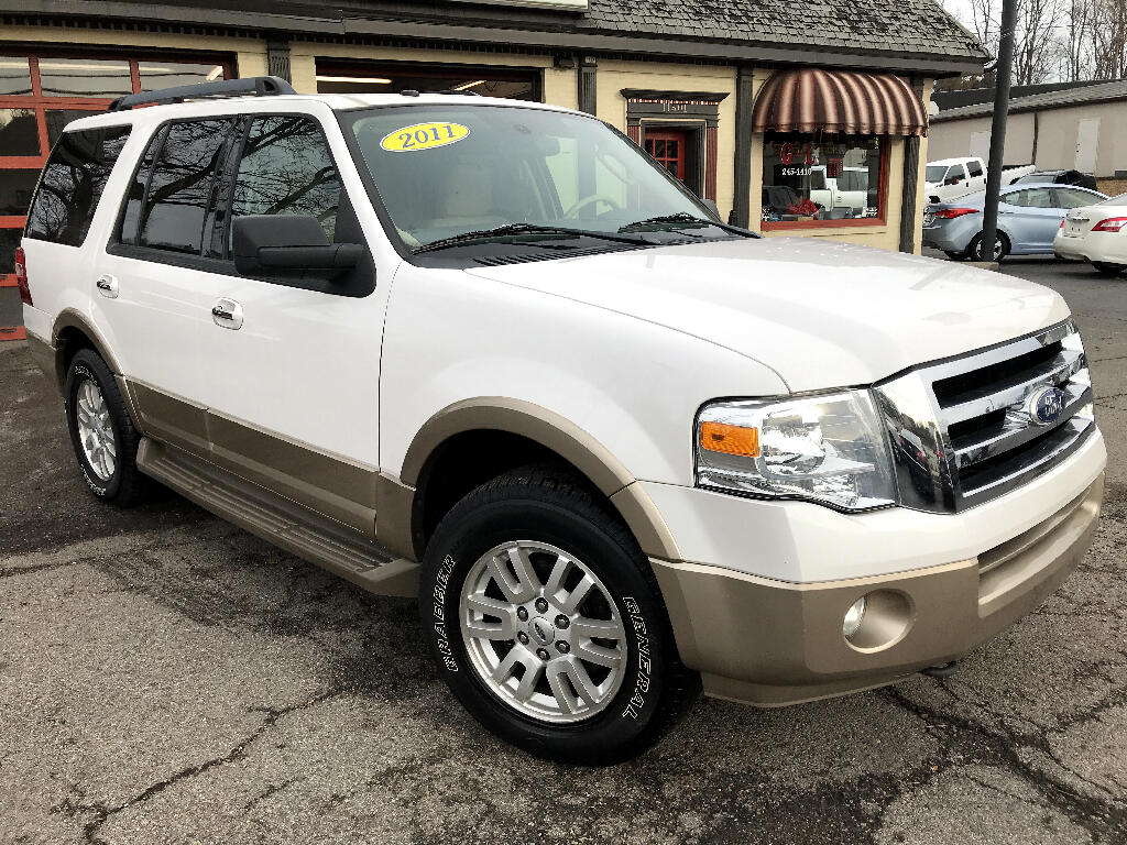 2011 Ford Expedition Eddie Bauer 5.4L 4WD