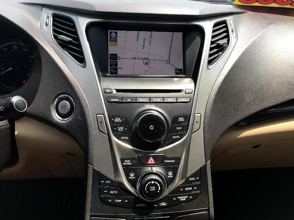 2012 Hyundai Azera Limited