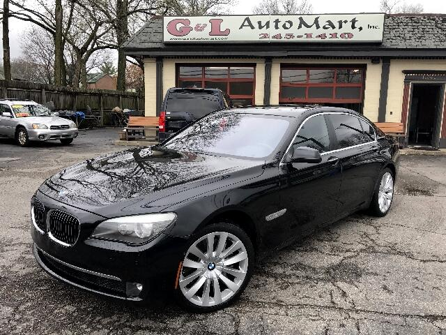 2011 BMW 7-Series 750Li Active Hybrid