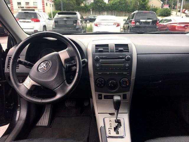 2010 Toyota Corolla 4dr Sdn Auto S (Natl)