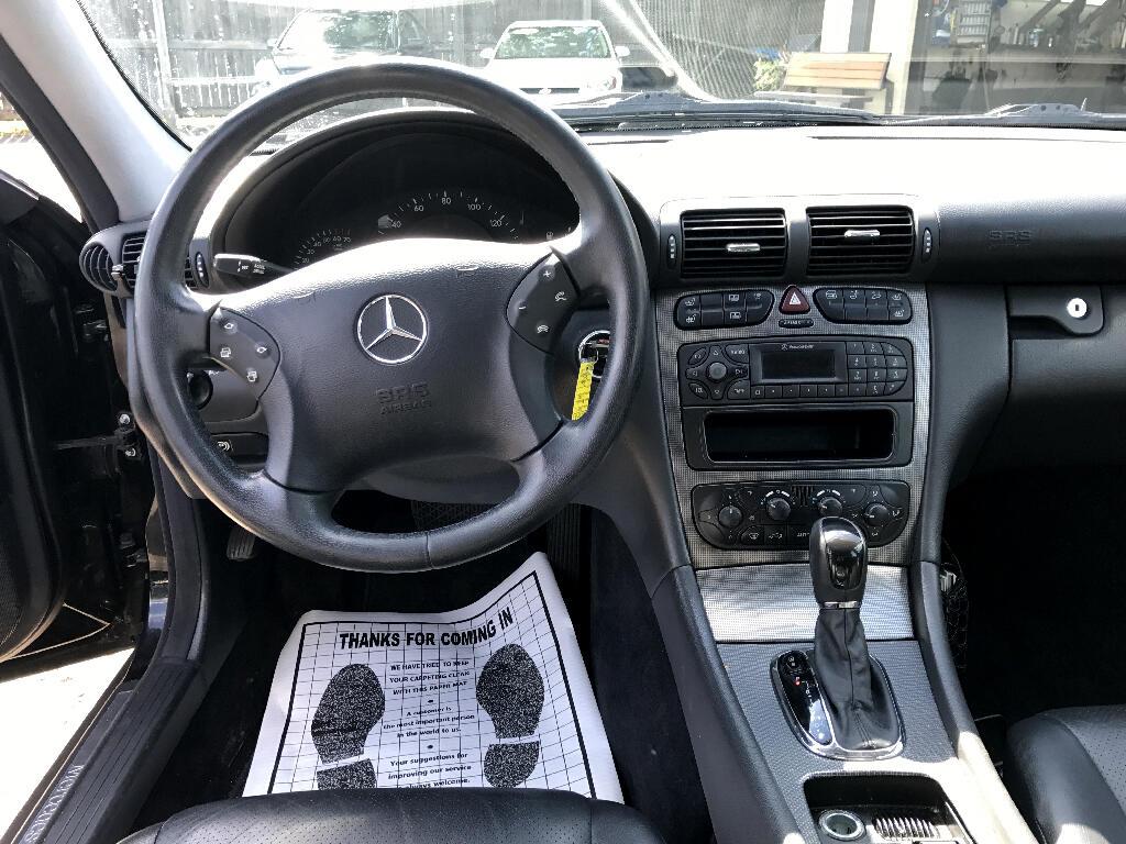 2003 Mercedes-Benz C-Class C230 Sport Sedan