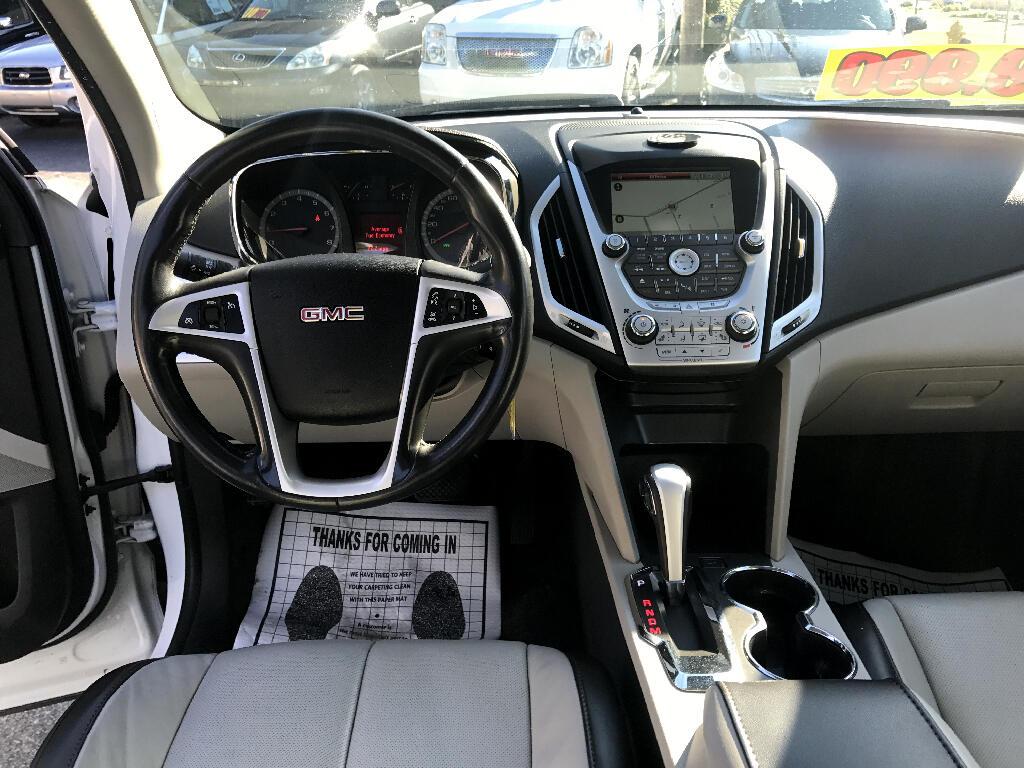 2010 GMC Terrain SLT2 FWD