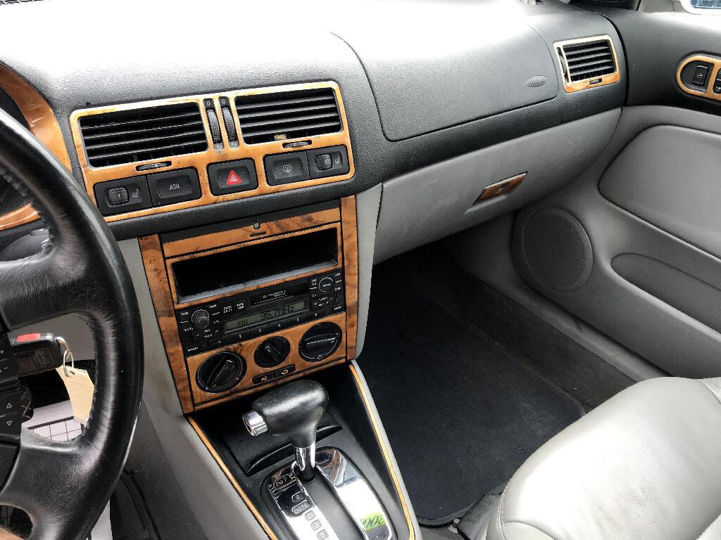 2001 Volkswagen Jetta GLS VR6
