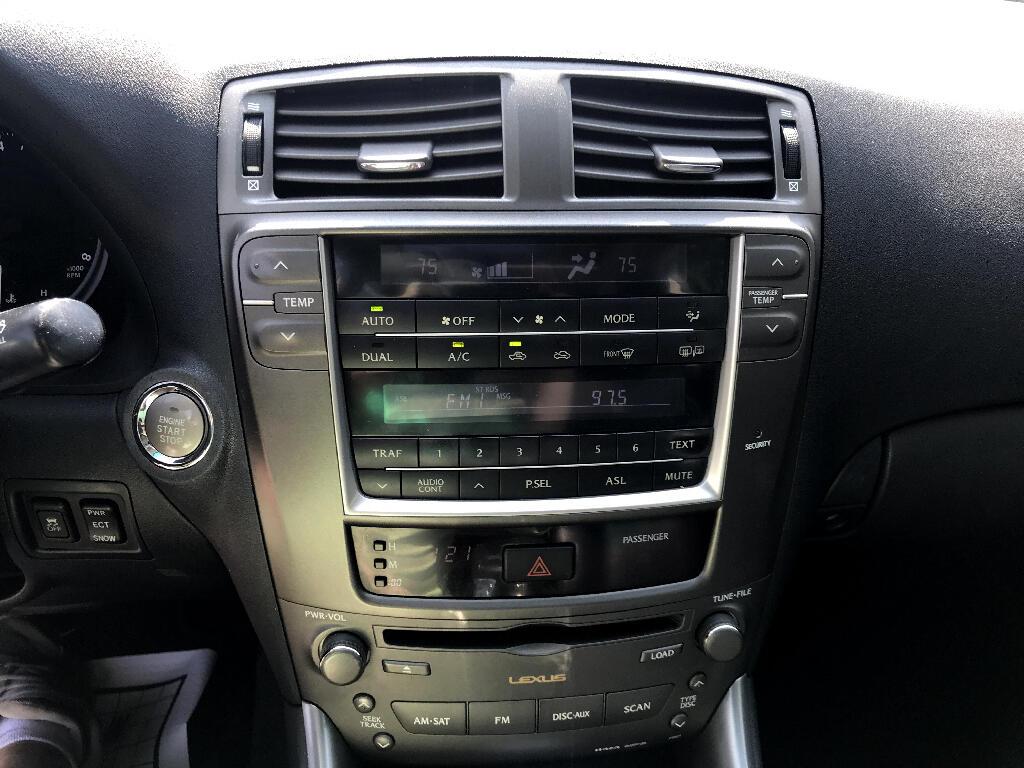 2007 Lexus IS IS 250 AWD
