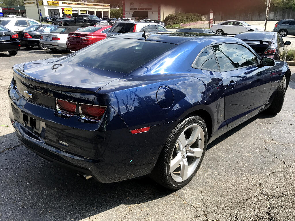 2012 Chevrolet Camaro LS Coupe