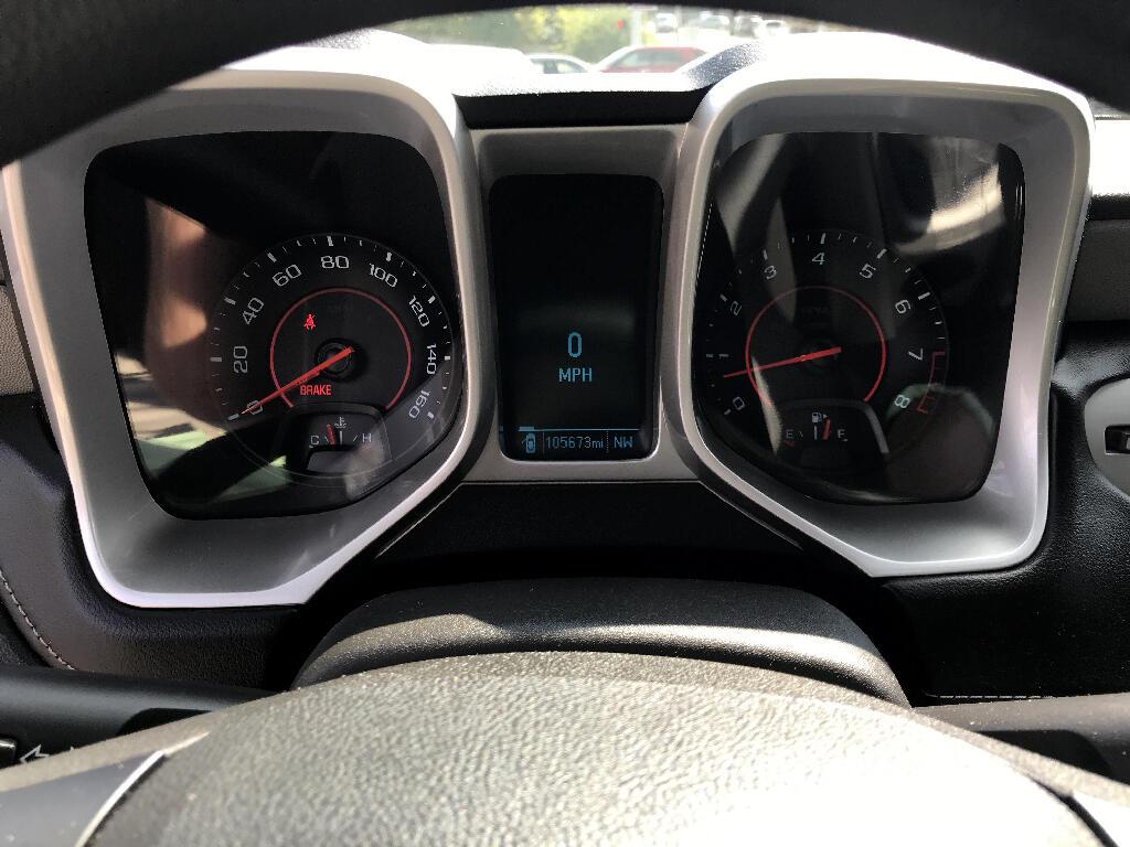 2012 Chevrolet Camaro LS Coupe
