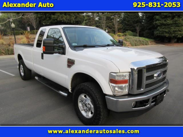 2010 Ford F-250 SD XLT SuperCab Long Bed 4WD