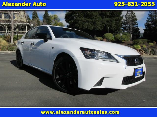 2015 Lexus GS 350 F Sport Craft Line