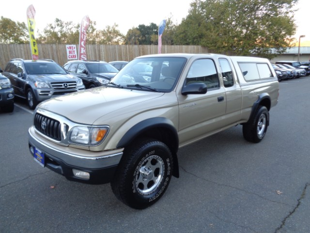 2003 toyota tacoma 2 dr v6 4wd extended cab lb used cars in san ramon ca 94583. Black Bedroom Furniture Sets. Home Design Ideas