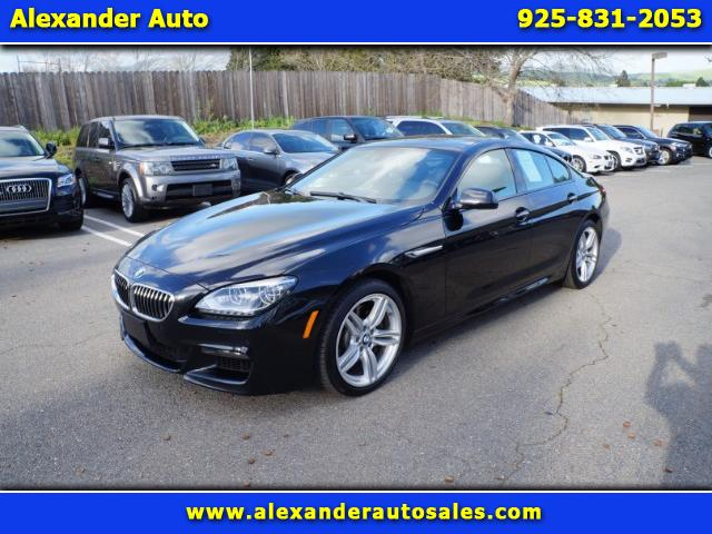 2014 BMW 6-Series Gran Coupe M Sport