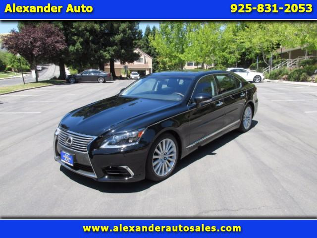 2014 Lexus LS 460 L Luxury Sedan AWD