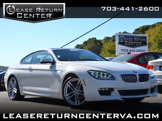 2014 BMW 6-Series 650i Coupe