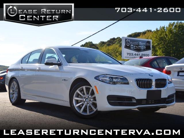 2014 BMW 5-Series 535 xDrive with NAVIGATION SYSTEM