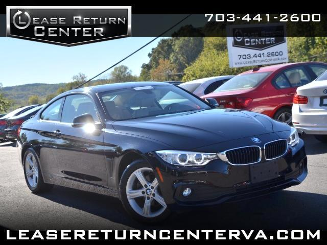 2014 BMW 4-Series 428i xDrive with Navigation system