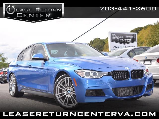 2014 BMW 3-Series 335i M Performance