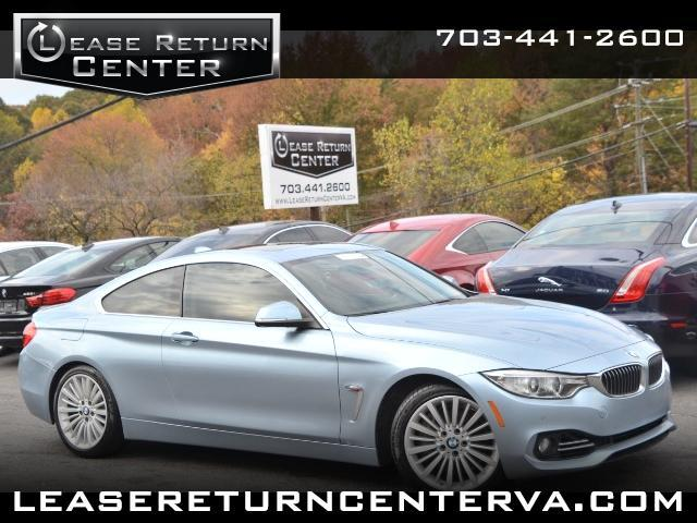 2014 BMW 4-Series 435i Luxury Line With Navigation