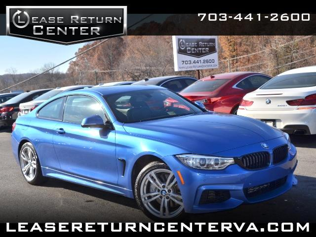 2014 BMW 4-Series 435i xDrive Msport Package