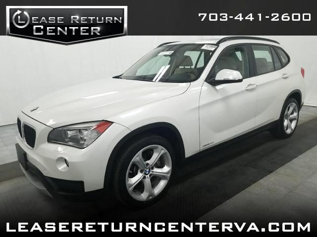 2014 BMW X1 xDrive35i With Navigation