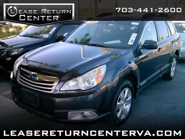 2011 Subaru Outback 3.6R Premium