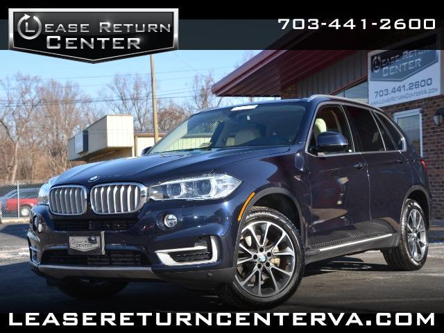 2015 BMW X5 XDrive35i Luxury Line