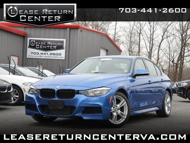 2014 BMW 3-Series 328I XDrive with M Sports and Navigation