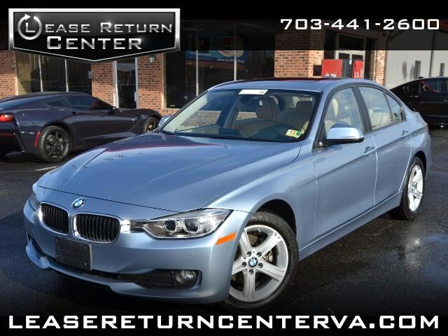 2014 BMW 3-Series 328i XDrive with NAVIGATION SYSTEM