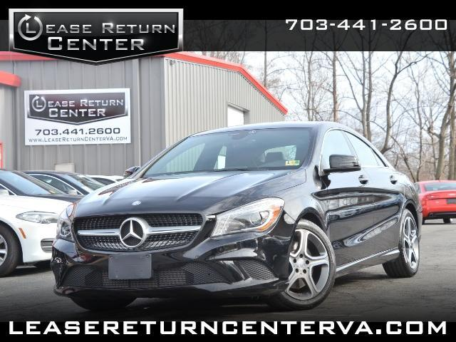 2014 Mercedes-Benz CLA-Class CLA250 4MATIC WITH PANORAMIC ROOF AND NAVIGATION S