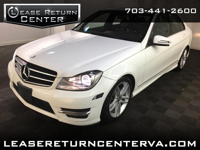 2014 Mercedes-Benz C-Class C250 Luxury Sedan with Navigation