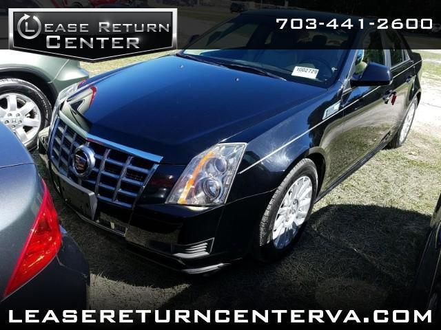 2013 Cadillac CTS Luxury