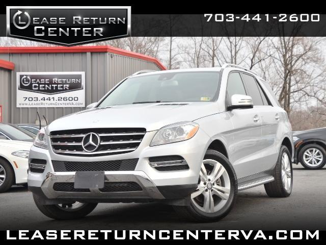 2015 Mercedes-Benz M-Class ML350 4MATIC WITH NAVIGATION SYSTEM