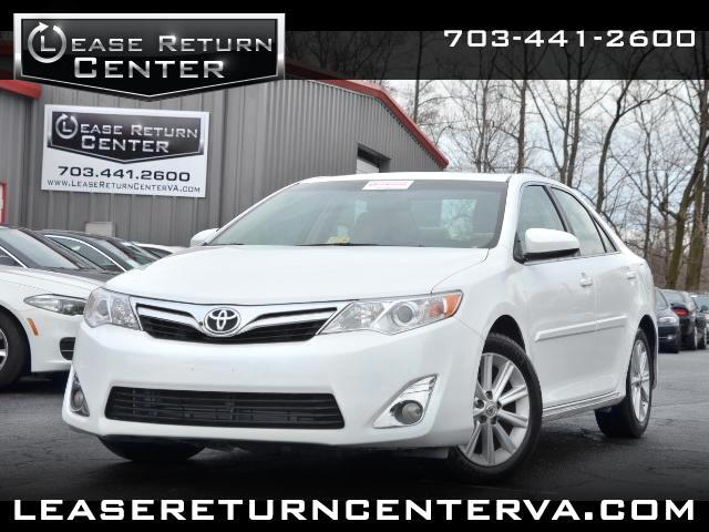 2014 Toyota Camry XLE V6 WITH NAVIGATION SYSTEM