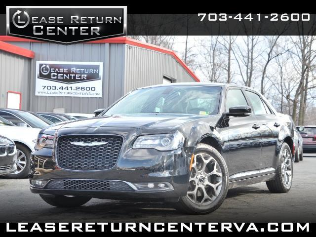 2016 Chrysler 300 S V6 AWD NAVIGATION SYSTEM WITH PANO ROOF