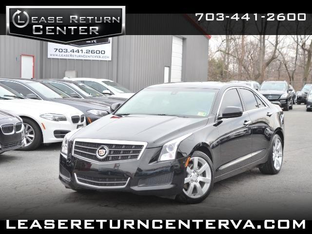 2014 Cadillac ATS Premium WIth Nav and Sunroof