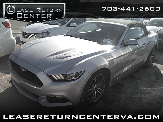 2017 Ford Mustang GT Conbertible Premium