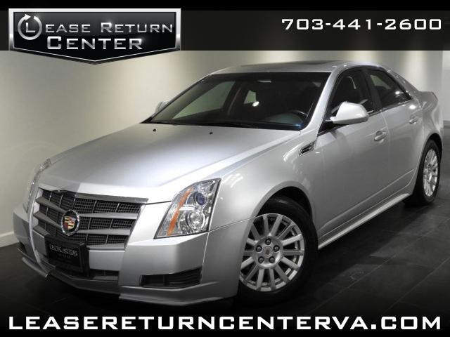 2010 Cadillac CTS 3.0L Luxury AWD Navigation Panoroof