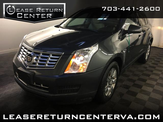 2015 Cadillac SRX Luxury Collection,AWD,Navigation,and PanoRoof
