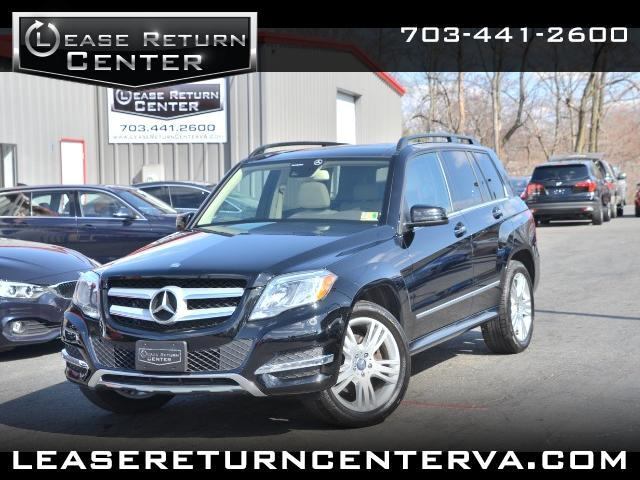 2014 Mercedes-Benz GLK-Class 4MATIC GLK 350 WITH NAVIGATION and PANO ROOF