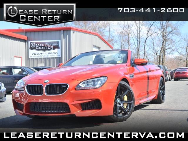 2014 BMW M6 Convertible With Competition Package