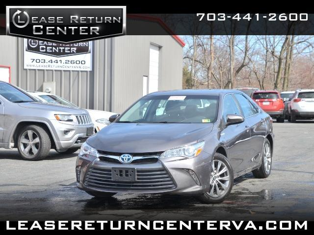 2015 Toyota Camry Hybrid XLE Hybrid Leather With Navigation System