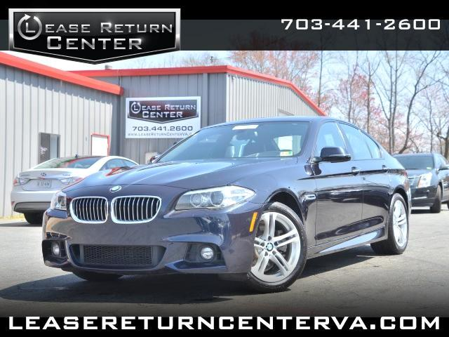 2015 BMW 5 Series 528i M Sports Package