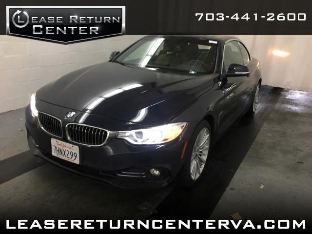 2015 BMW 4 Series 2dr Conv 428i Luxury LIne