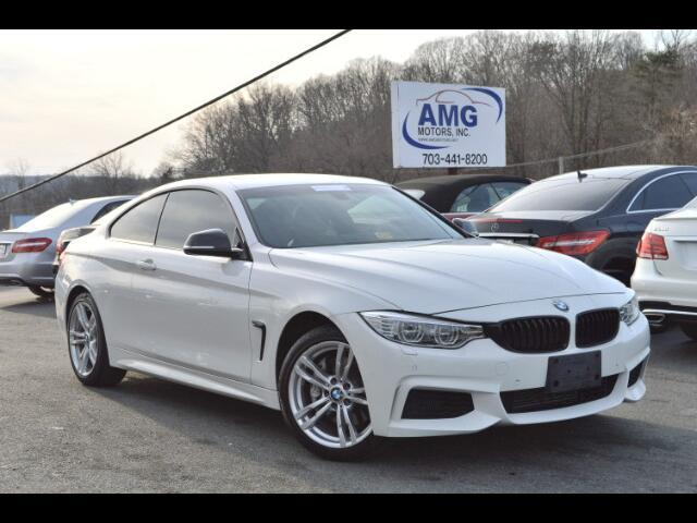 2014 BMW 4-Series 435i xDrive