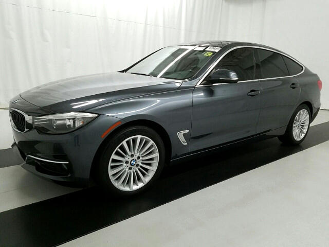 2014 BMW 3-Series Gran Turismo 328i xDrive Luxury Line