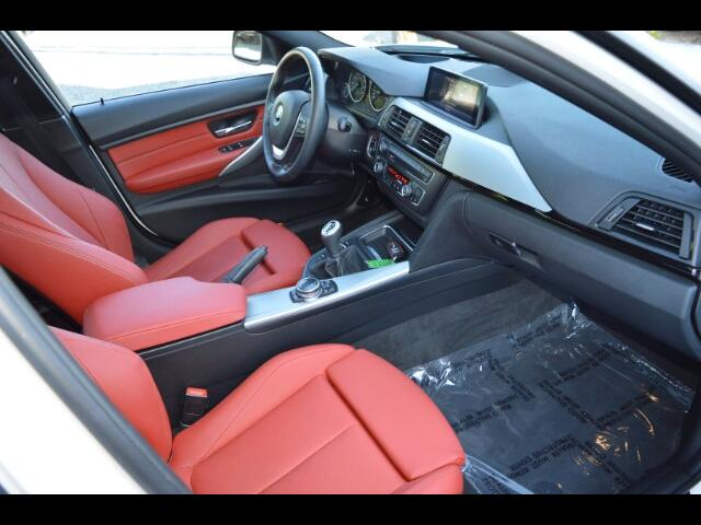 2014 BMW 3-Series 335i With Sport Line