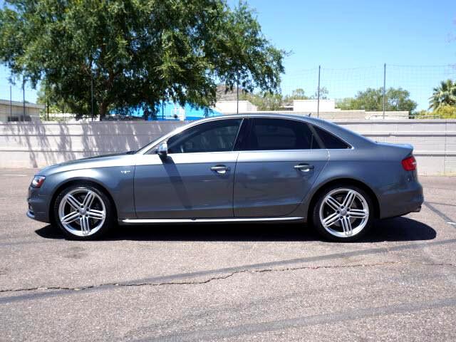 2012 Audi S4 Sedan Quattro Premium Plus